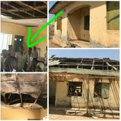 Look At This School Building In FCT-Abuja That's Causing Reactions Online (Photos)