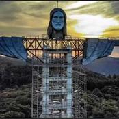 Brazil Is Building A New Statue Of Jesus, Bigger And Taller Than The One In Rio De Janeiro.(Photos)