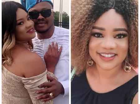 Actress Opeyemi Aiyeola Shows Off Her Husband As He Celebrates His Birthday Today (Photos)