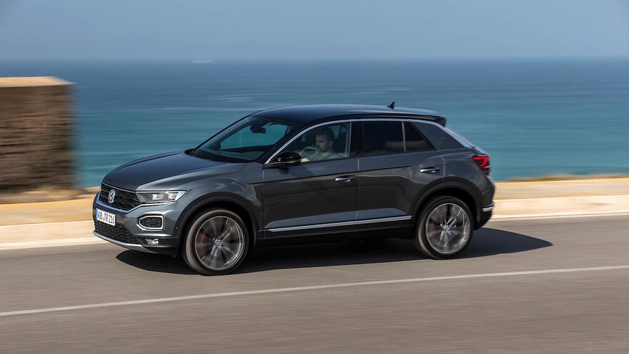 VW T-Roc kaufen: Kompakt-SUV der Golf-Klasse zum Top-Preis
