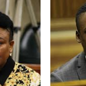 You're not going anywhere; You'll finish your term, Duduzane assures Mkhwebane