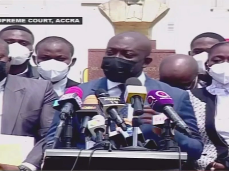 """The Supreme Court Settled 3 Key Matters Today"" – Kojo Oppong Nkrumah"