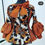Make your nice selection here, Fabulous Ankara design styles for you and your friends to look cute