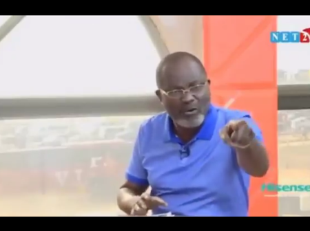 I Will Strip Martin Amidu Naked - Kennedy Agyapong Vows In Fresh Attack.