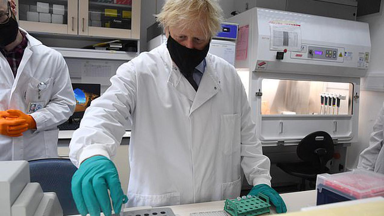Is there hope for holidays after all? Boris Johnson hints that daily Covid tests could end the need for travellers to quarantine after arriving back from abroad