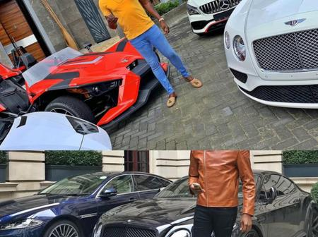 Meet Jowizaza, The Igbo Big Boy That Sprays Money In Bundles. Check His House, Cars And Occupation