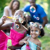 Bubble games for kids.