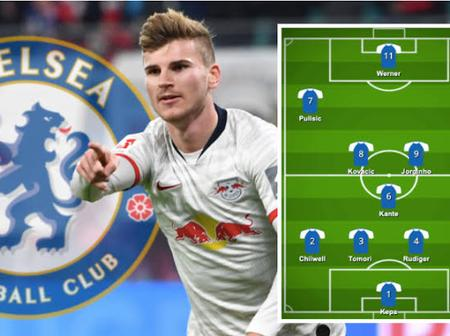 Chelsea Starting XI To Probably Beat Madrid