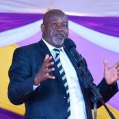 Caleb Kositany Addresses Ruto's Looming Eviction A day After his Ouster From Jubilee Leadership
