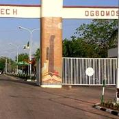 LAUTECH Again! Another Sex-tape Of A Lecturer And A 300l Student Surfaces On Internet