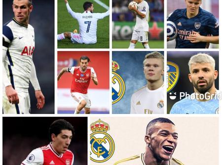 Transfer News; Leeds United Enter Race For Sergio Aguero, Madrid list Players For Sale