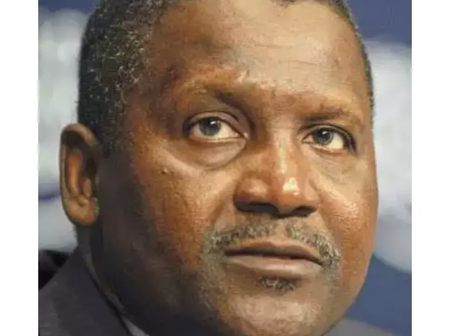 Dangote Is Not The Richest Man In Africa, See The Richest Man In Africa Who Is 10x Richer Than Him.