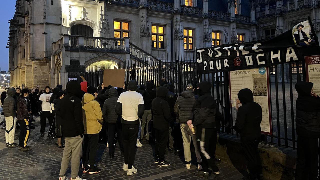 Plusieurs centaines de salariés de Vallourec manifestent à Rouen