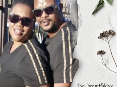 This is the man that stabbed Dineo Folotsi, See their pictures together?