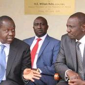 Taking Over Dp Ruto's Work? Fred Matiang'i Storm Trans Nzoia to Inspect Development Projects