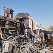 النيابة تعلن أسباب حادث قطاري سوهاج.. ومفاجآت في التحقيقات: حشيش وترامادول