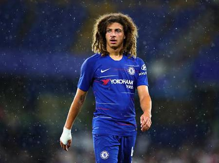 Another Talent To Leave Chelsea
