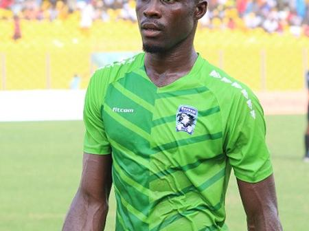 It is a win or draw against Kumasi Asante Kotoko