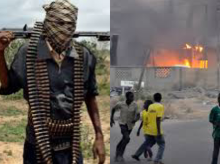 Today's Headlines: Bloody Easter As Bandits Strike Again; Pastor Bakare Speaks On Restructuring