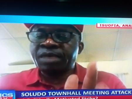 Despite The Deadly Attack on Him, This is What Soludo Wants Anambra Police to Do to Arrested Suspect