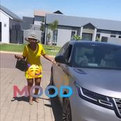 Tebogo from Muvhango leaves fans speechless with her latest birthday pictures.