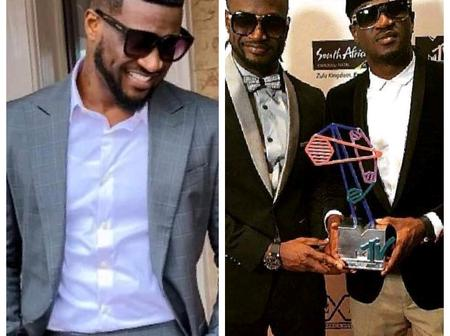 Get Your Mouth Off my Late Mother, Mr P Fired at a Fan Who Called For P-Square Come Back