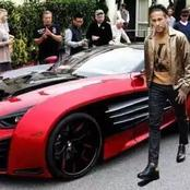 Checkout Some Luxurious Cars Of Neymar
