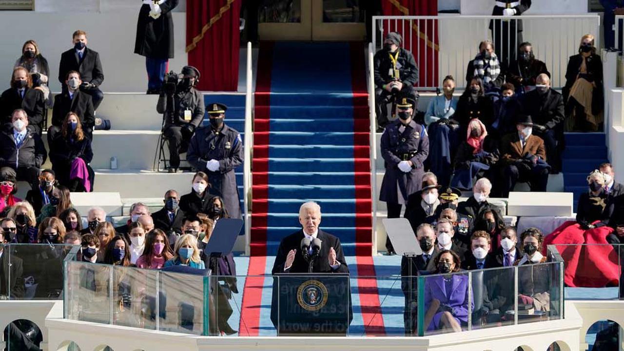 Full text: Joe Biden inauguration speech transcript
