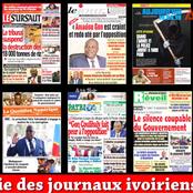 Titrologie du 4 août: revue des journaux ivoiriens