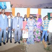 Législatives 2021 : présentation de la liste du RHDP à Abobo