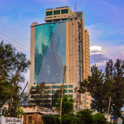 Tallest Buildings In Eldoret Town