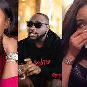 See What Davido Allegedly Did That Made Chioma Break Down In Tears.