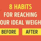 Simple Habits That Can Help You Lose Weight!!