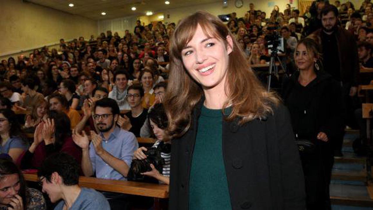 """De """"La fille de Monaco"""" à Chloé dans la série """"Hippocrate"""", Louise Bourgoin assume son """"envie d'être multiple"""""""