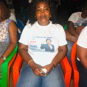 Législatives 2021 /Man Commune / la candidate Eds confie sa victoire aux femmes