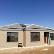 Here's how you can build yourself a house working for less than R3000month in South Africa