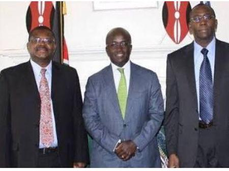 Meet An Incumbent Senator's Son Managing A Ksh 20.6 Trillion Firm In The US