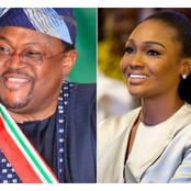 Meet The Daughter Of Chief Adenuga, Who Is The CEO Of More Than 3 Multi-million Naira Companies
