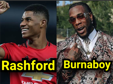 Can We All Agree That BURNA BOY Is The Best In Nigeria After Marcus Rashford Said This About Him?