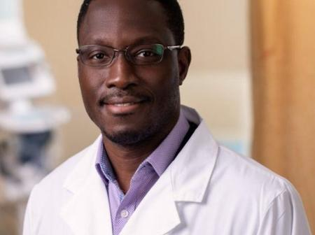 Ogbuagu, a Nigerian born medical doctor at Yale, contributes in  inventing COVID-19 vaccine