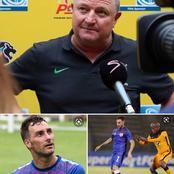 Kaizer Chiefs Target Bradley Grobler to reunite him with Hunt
