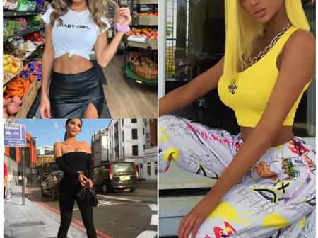 Are you skinny? Checkout these outfits for skinny ladies.