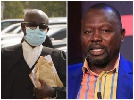 Dominic Ayine Praises NPP's Lawyer Frank Davis