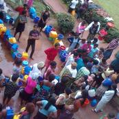 No water in Enugu: Enugu people cries out over scarcity of water