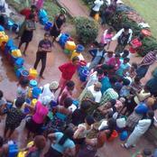 No water in Enugu: Enugu people cries out over scarcity of water