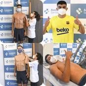 Barcelona new signings undergoing medical ahead of their pre season tour
