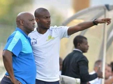 Pitso Mosimane: Rhulani is Quick To Forget Who I am
