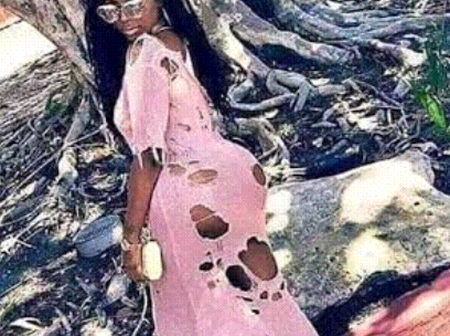 Do You Think This Is Fashion Or Madness Take a look to the Photos And Conclude.