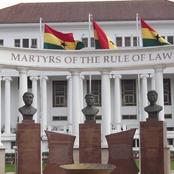 The Supreme Court's final judgement on Mahama's election petition.