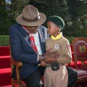 Meet Grace Ekipara's Nephew Who is a Close Friend to President Uhuru Kenyatta